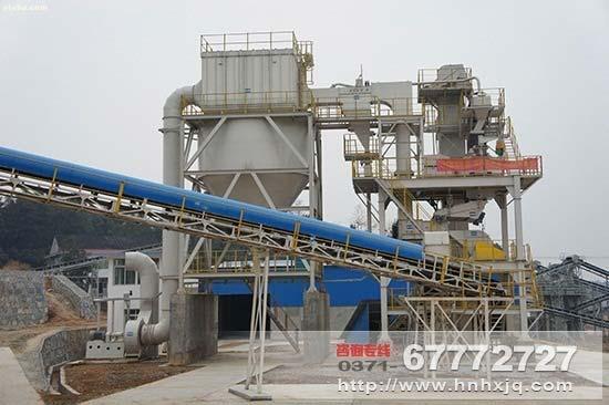 碎石生产线-砂石生产线公司-石料生产线厂家-砂石