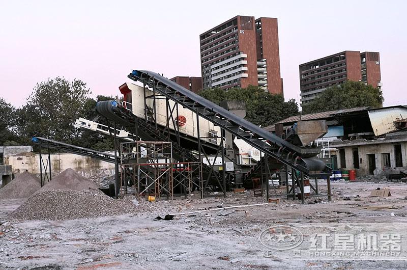 垃圾处理补贴政策_建筑垃圾处理设备大概多少钱?