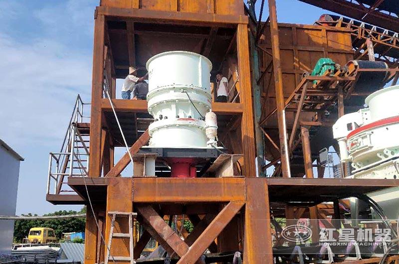 大型砂石料生产线设备配置清单(内有详细报价)