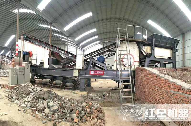 开办碎石厂如何选择破碎机设备,投资一条破碎生产线需要多少钱?