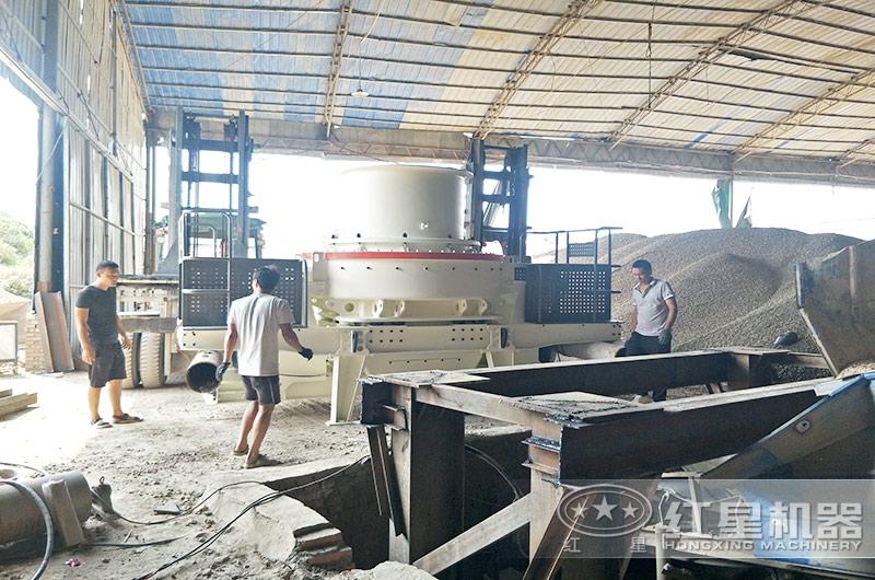 机制砂能不能代替河沙?与你选择的机制砂设备有很大关系